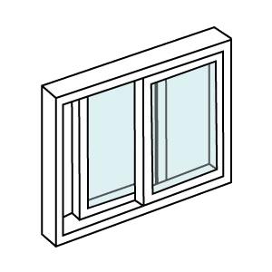 ventana deslizante